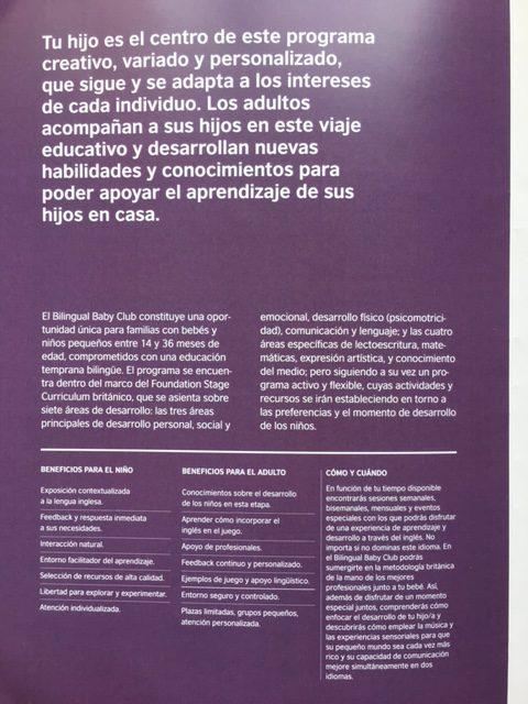 Bilingüismo - British Council