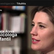 Silvia Álava - Equipo de Investigación