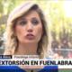 TeleMadrid - Sextorsión - Silvia Álava