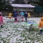 Niños parque