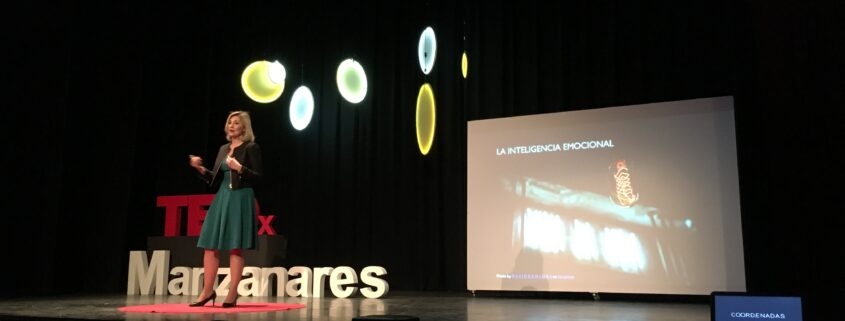TedX Manzanares2 - Sopreprotección - Silvia Álava
