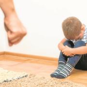 Niños - padres - bofetadas
