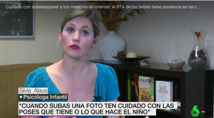 Silvia Álava - La Sexta - Niños y Redes Sociales II