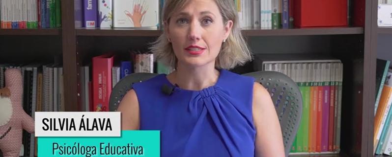 Silvia Álava - Ser Padres - Niños e internet