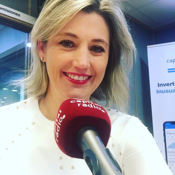 Silvia Álava - Bungalow103 - Capital Radio2 - Marketing Olfativo
