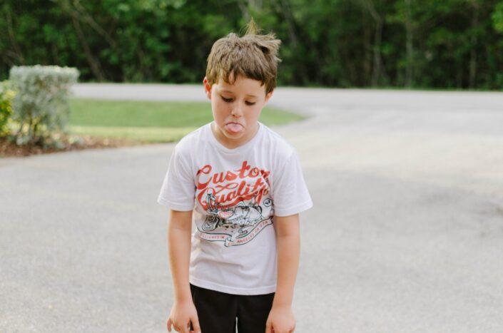 Cómo enseñar a los niños los golpes de la vida: trabaja la resiliencia proactiva - Photo by Hunter Johnson on Unsplash