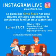 Instagram Directo con Guiainfantil