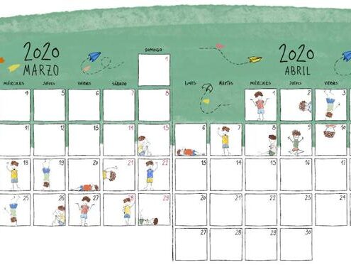 Calendario Laura Rico