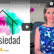 Hablamos de Ansiedad para la Fundación Bertín Osborne