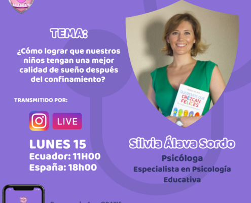 Instagram Live - Club Super Mamás