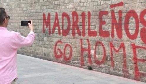 Madrileños Go Home
