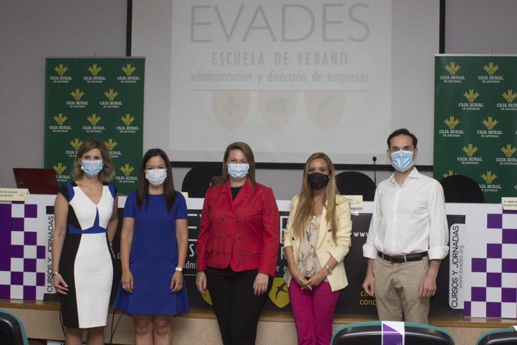 2020_Evades_Inauguración_Ponentes