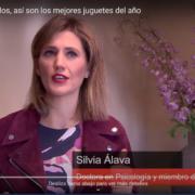 Mejores juguetes del año - Silvia Álava - Asociación Española de Fabricantes de Juguetes