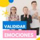 ¿Cómo validar emociones con los niños?