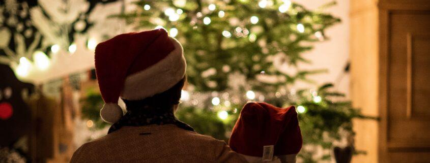 """la Navidad: una """"oportunidad"""" para conectar con los más íntimos y una """"liberación"""" por despedir al 2020"""