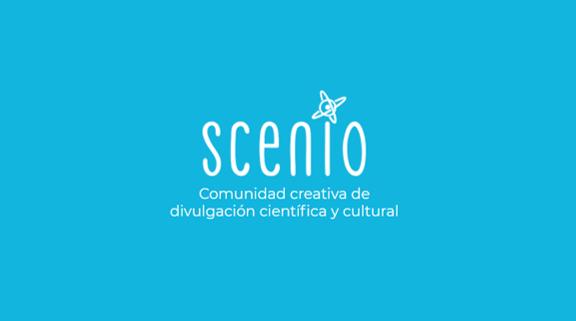 Scenio la Comunidad creativa de divulgación científica y cultural