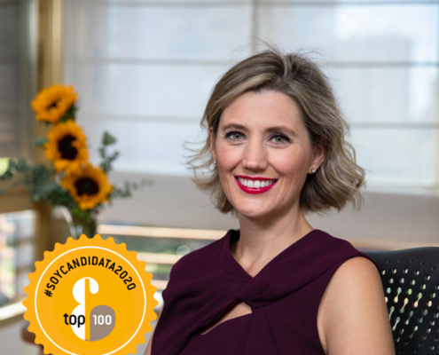Candidata Top100 Mujeres Líderes Silvia Álava