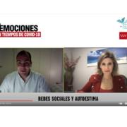 Silvia Álava - Redes Sociales y Autoestima - Juventud Comunidad de Madrid - COP