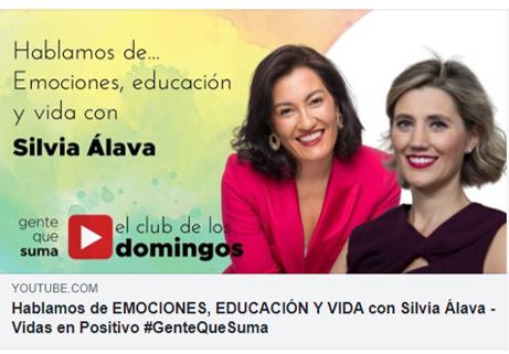 Silvia Álava - Gente que Suma