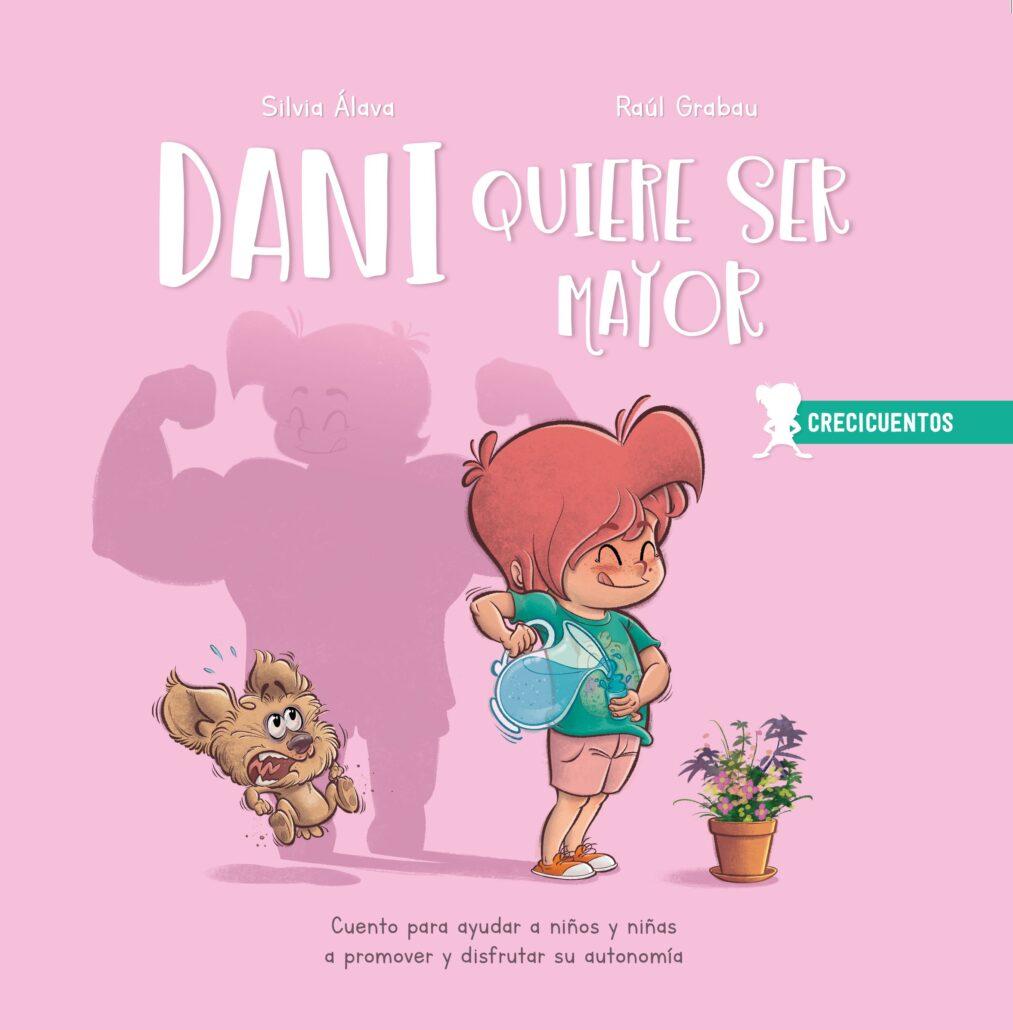 Dani Quiere Ser Mayor - Portada