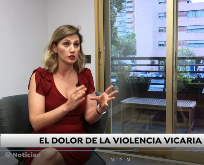 Violencia Vicaria - Noticias Antena3