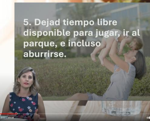 Webinar Vuelta al cole Silvia Álava - ANEABE